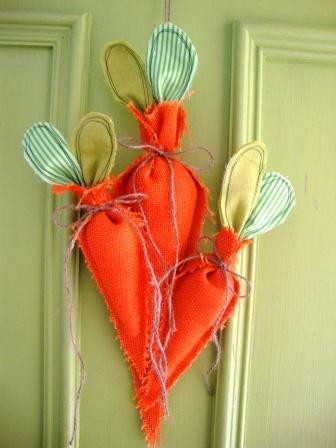 Easter Wall Hanging by one pear on madeit