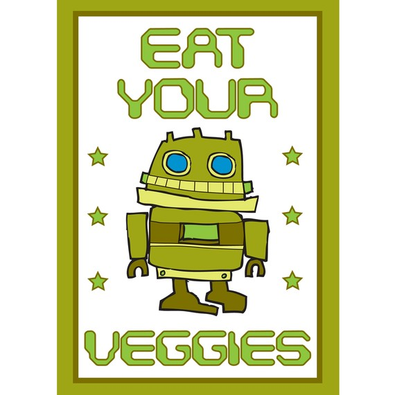 eat your veggies by OhSoSmitten