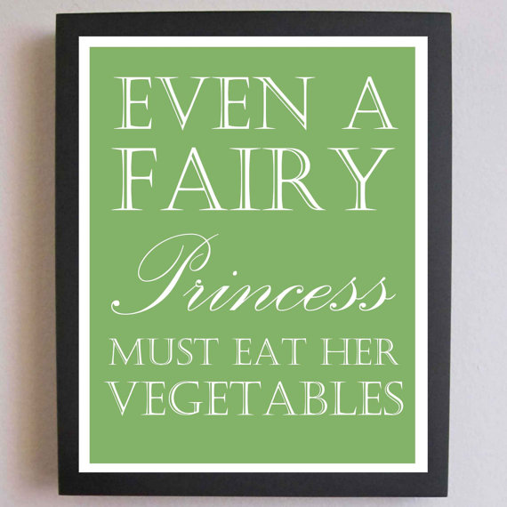 fairy princess sign by FitToPrintDesigns
